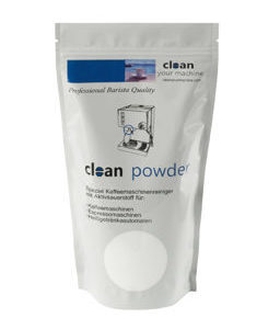 Clean Powder Coffee Machine Cleaner
