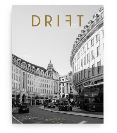 Drift Magazine Volume 8: London